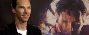 """""""Kneif mich, ich bin ein Superheld!"""": Das FILMSTARTS-Interview zu """"Doctor Strange"""" mit Benedict Cumberbatch, Tilda Swinton und Scott Derrickson"""
