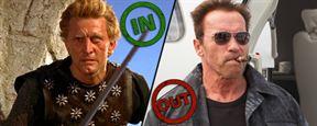 Die INs & OUTs der Woche mit dem 100. Geburtstag einer Legende und ohne Arnold Schwarzenegger