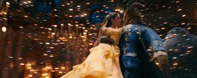 """""""Die Schöne und das Biest"""": Neues deutsches Kinoposter zu Disneys Realverfilmung mit Emma Watson und Dan Stevens"""