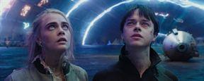 """""""Valerian - Die Stadt der tausend Planeten"""": Neuer Trailer zum Weltraum-Abenteuer mit Cara Delevingne und Dane DeHaan"""