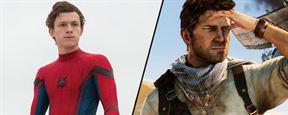 """Tom Holland in der Videospielverfilmung """"Uncharted"""": Der neue Spider-Man übernimmt die Hauptrolle"""