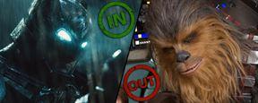 """Die INs & OUTs der Woche mit einem echten Batman im Einsatz und dem """"Han Solo: A Star Wars Story""""-Rausschmiss"""