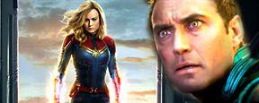 """Jude Law in """"Captain Marvel"""": Mar-Vell oder der wahre Bösewicht?"""
