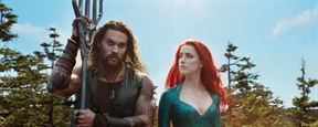 """Aquaman"" macht ""Wonder Woman"" nass – zumindest in China"