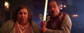 """Gott ist ein alter, bärtiger Zwerg im deutschen Trailer zur Horror-Groteske """"Killing God"""""""