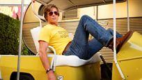 """Brad Pitt hat offenbar das größte Geheimnis von """"Once Upon A Time In Hollywood"""" ausgeplappert!"""