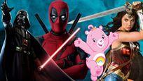 Darth Vader, Deadpool und Wonder Woman in einem Film?! So soll das Unmögliche wahr werden