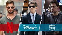 Netflix vs. Amazon vs. Disney+: So viel geben die Streaming-Giganten für neue Filme und Serien aus!