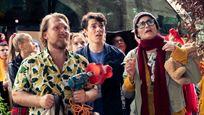 """Trailer zur Fantasy-Komödie """"Hilfe, ich habe meine Freunde geschrumpft"""" mit Otto Waalkes und Axel Stein"""