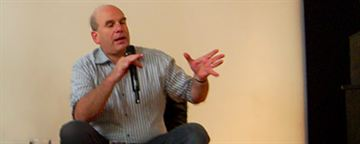 """The Wire""-Erfinder David Simon in Köln"