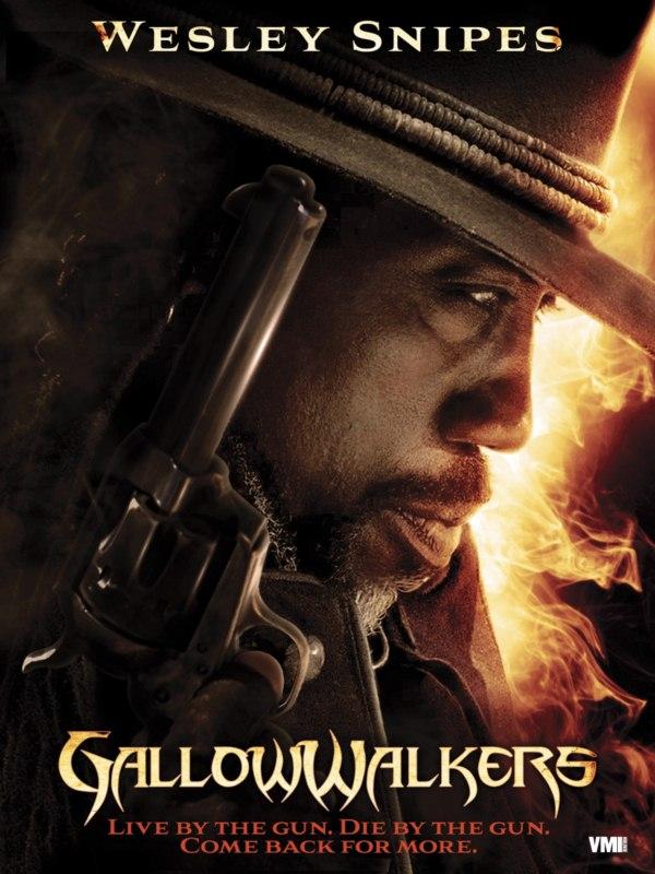 Affiche (autres) - FILM - Gallowwalker : 125047