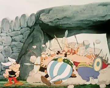 Asterix bei den Briten Trailer DF