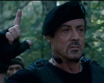 The Expendables 2 - Back for War Trailer DF