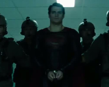 Man Of Steel Trailer DF