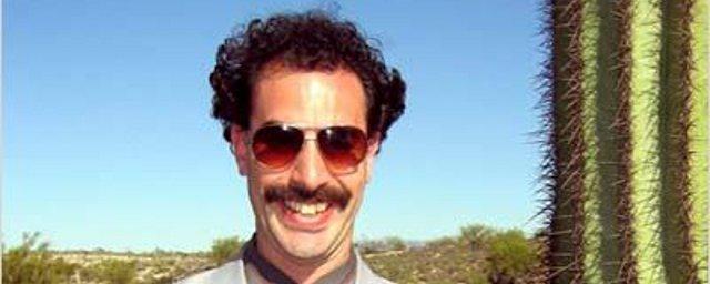 Borat darsteller