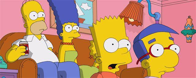 Die Simpsons Nun Ist Bekannt Wann Wir Das Erste Mal Homers Neue