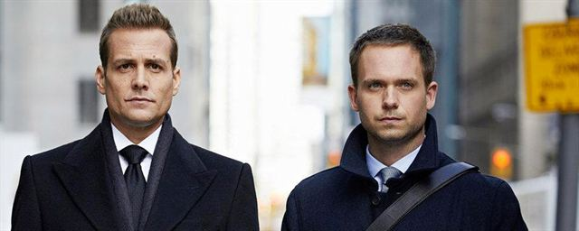 Schauspieler Suits