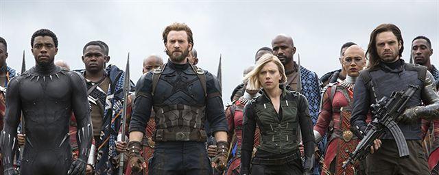 Avengers 3 Infinity War Mit Dieser Figur Wird Bucky Barnes Alias
