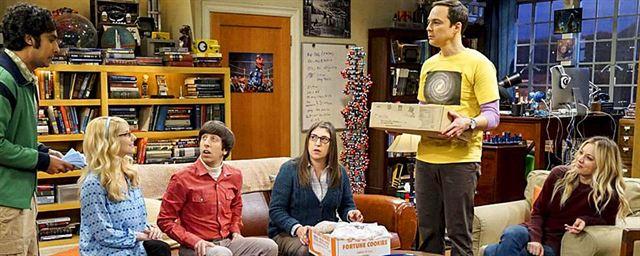 Das Ende Naht Die Letzte Staffel The Big Bang Theory Startet