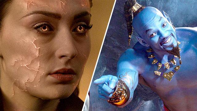 """Deutsche Kinocharts: """"Aladdin"""" bleibt vorn, """"X-Men: Dark Phoenix"""" floppt katastrophal"""