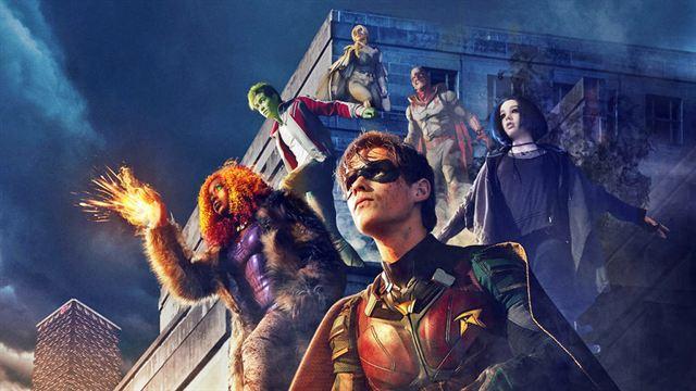 """""""Titans"""": In Staffel 2 der Netflix-Serie sehen wir Aquamans Schüler"""