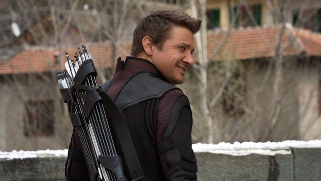 """Hawkeye als Hellboy? """"Avengers""""-Star Jeremy Renner sollte den Comic-Helden spielen"""