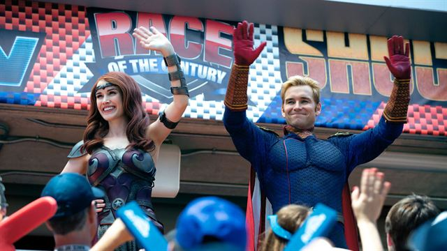 """Zweite Staffel für """"The Boys"""": Die brutale """"Avengers""""-Variante wird fortgesetzt"""