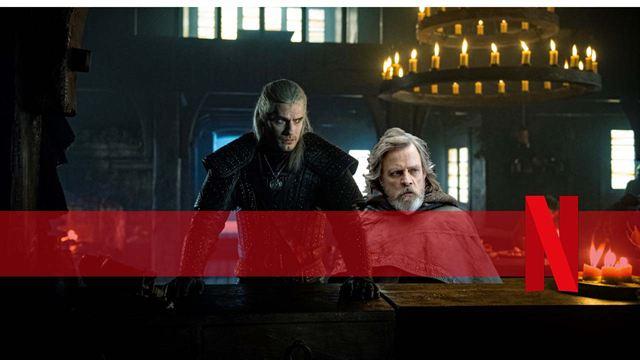 The Witcher Staffel 2 Ubernimmt Star Wars Star Mark Hamill