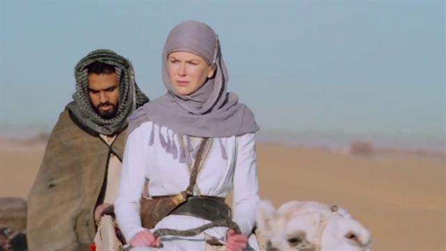 Königin der Wüste Trailer DF