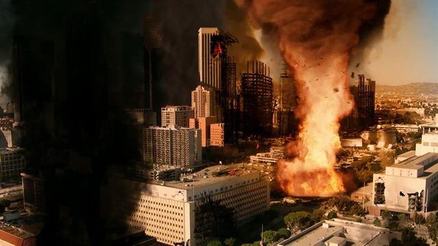 Fire Twister - Feuerhölle L.A. Trailer DF