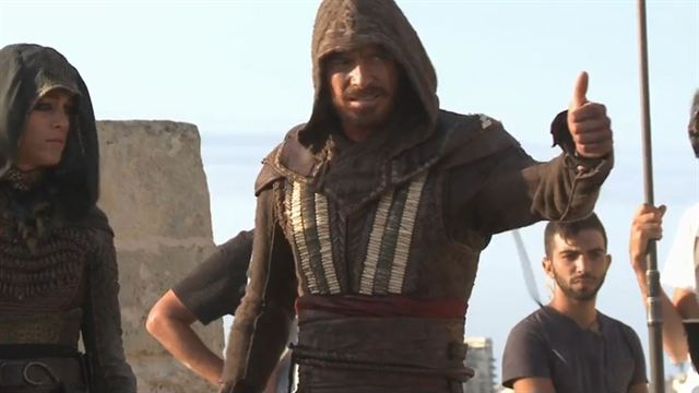 Assassin's Creed Making of OV