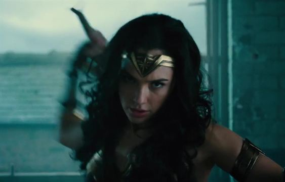 Wonder Woman Trailer DF