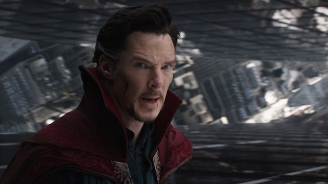 Doctor Strange Trailer (2) DF
