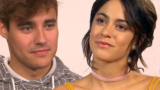 """FILMSTARTS-Interview zu """"Tini: Violettas Zukunft"""" mit Martina Stoessel & Jorge Blanco"""