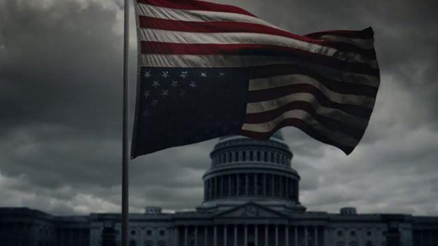House Of Cards (US) - staffel 5 Teaser OV