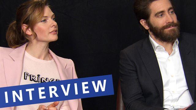 """FILMSTARTS-Interview zu """"Life"""" mit Jake Gyllenhaal und Rebecca Ferguson"""