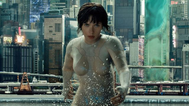 Ghost In The Shell Trailer (2) DF
