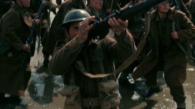 Dunkirk Trailer DF