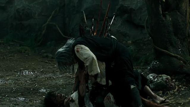 Blade Of The Immortal - Tausend Tote gegen die Unsterblichkeit Trailer (3) OV