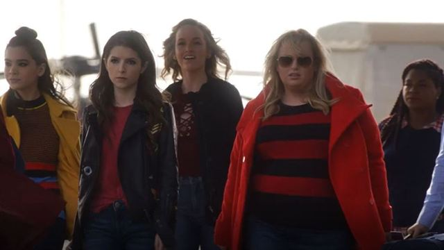 Pitch Perfect 3 Trailer DF