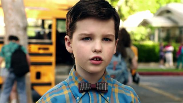 Young Sheldon Trailer OV