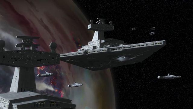 Star Wars Rebels - staffel 4 Trailer OV