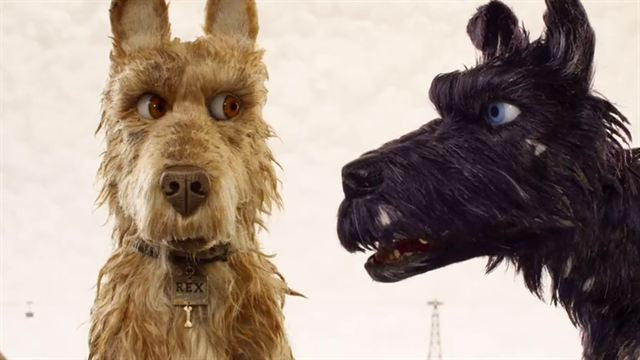 Isle of Dogs - Ataris Reise Trailer (2) OV