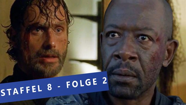 The Walking Dead Staffel 8: Die 10 denkwürdigsten Momente aus Folge 2 (rmarketing.com-Original)