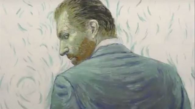 Loving Vincent Trailer DF