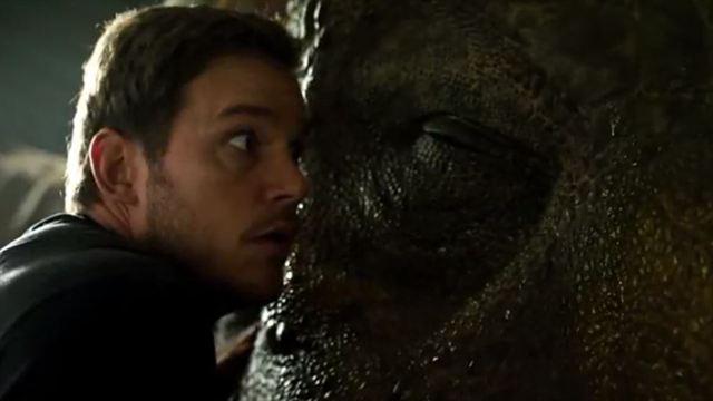 Jurassic World 2: Das gefallene Königreich Teaser (4) OV