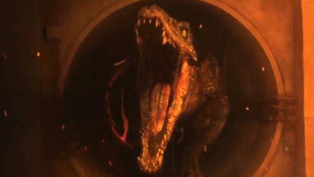 Jurassic World 2: Das gefallene Königreich Teaser (5) OV
