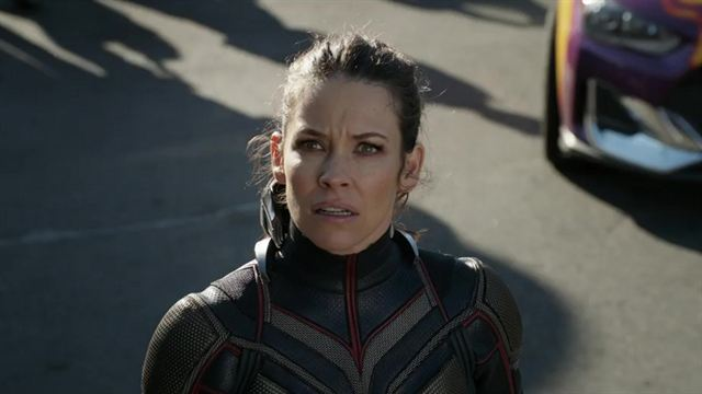 Ant-Man And The Wasp Trailer (2) DF