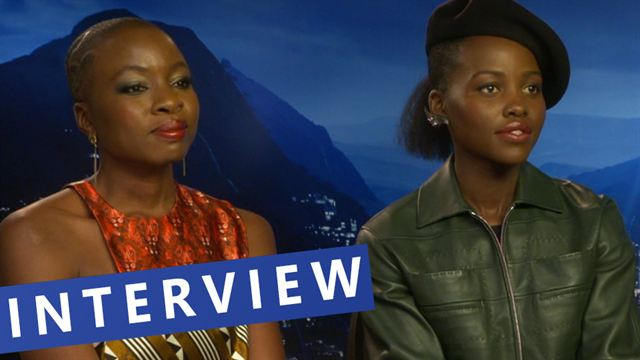 "FILMSTARTS-Interview zu ""Black Panther"" mit Chadwick Boseman, Michael B Jordan, Danai Gurira, Lupita Nyong'o, Daniel Kaluuya, Andy Serkis, Martin Freeman und Letitia Wright (FILMSTARTS-Original)"