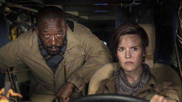 Fear The Walking Dead - staffel 4 Trailer OV